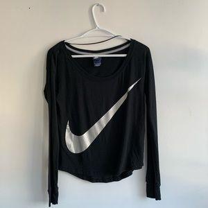 Nike Swoosh Long Sleeve